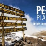 Climb Kilimanjaro on the 10-Day Lemosho Route