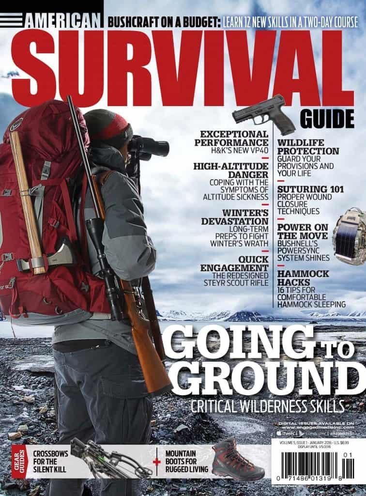 peak planet s interview with american survival guide magazine peak rh peakplanet com american survival guide magazine reviews american survival guide magazine reviews