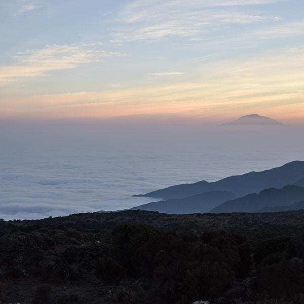 karanga camp view