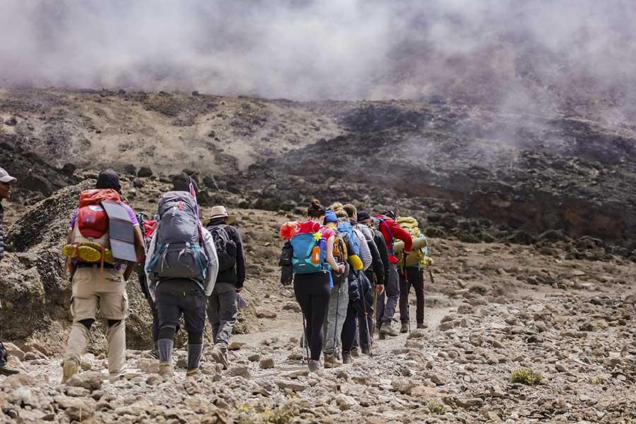 climb kilimanjaro tips
