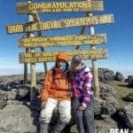 Dr. Fred Distelhorst oldest person to summit kilimanjaro
