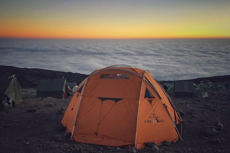 kilimanjaro tent