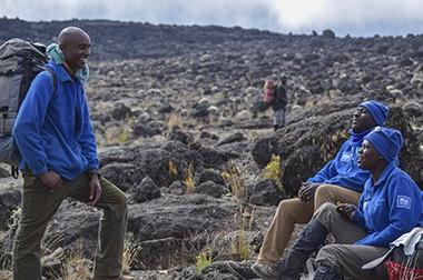 kilimanjaro guides