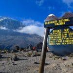 karanga camp kilimanjaro