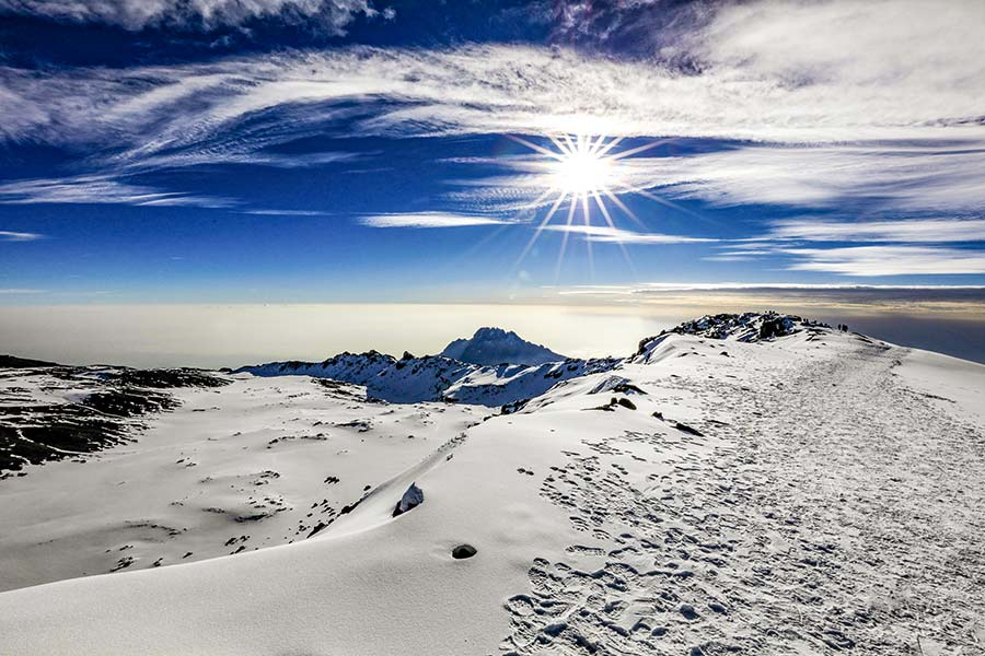 climb kilimanjaro with peak planet