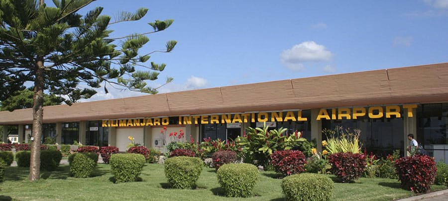 Kilimanjaro International Airport JRO