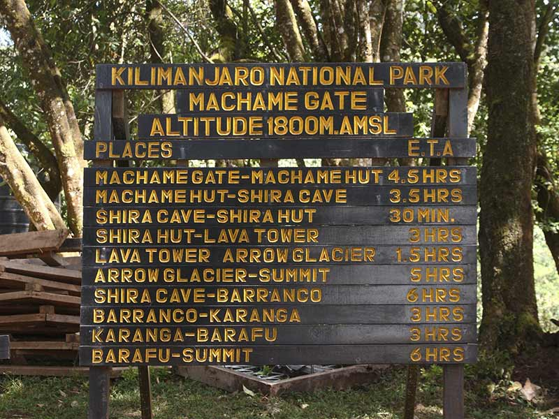 Which is the best route to climb Kilimanjaro?