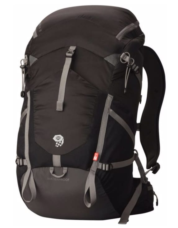 mountain hardwear pack