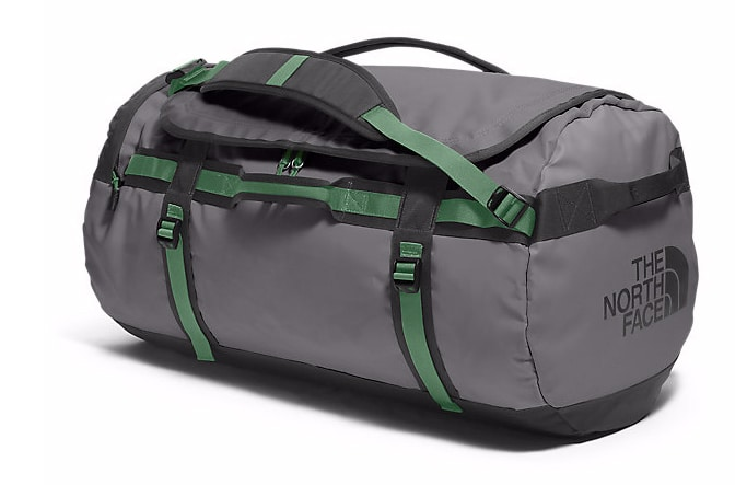 the north face duffel