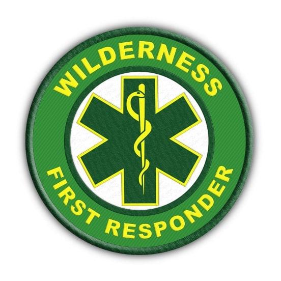 wilderness first responder logo