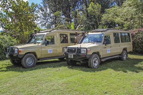 peak planet safari vehicles