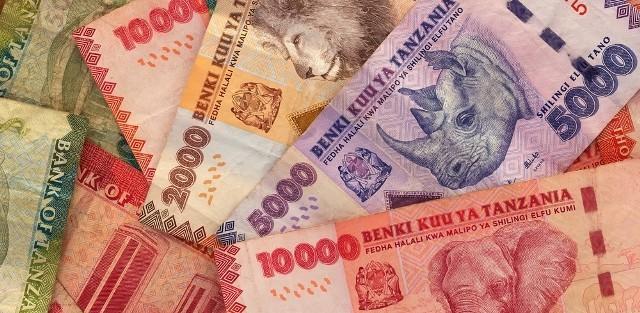 Currency Into Tanzanian Shillings