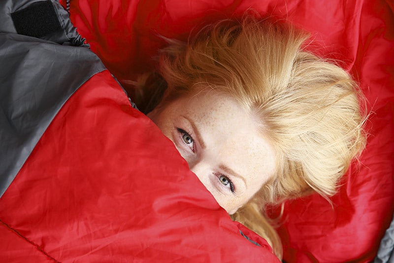 What temperature sleeping bag for Kilimanjaro?