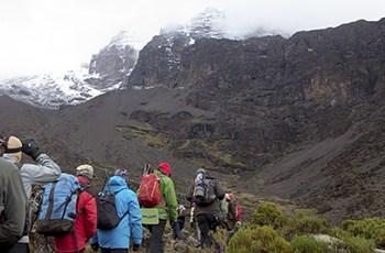 Kilimanjaro trekking conditions